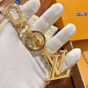 LV keyand key chains